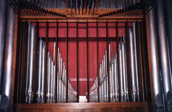 Swell Organ